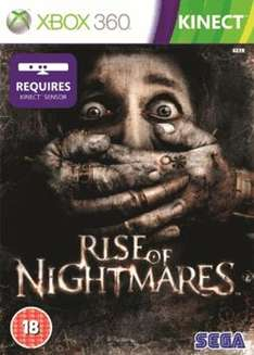 Rise of Nightmares - Xbox 360 Kinect Game - £12.99 @ Gamestation/GAME
