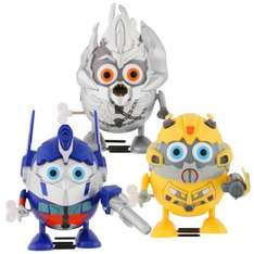 Eggbods transformer collection triple pack - £9.99 Delivered @ IWOOT