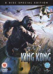 King Kong (2005) [Special Edition] (DVD) for £1.99 @ Bee.com