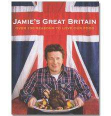 Jamie's Great Britain (Hardback Book) £9.00 delivered @ The Book People (with codes)