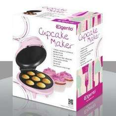 Elgento E19004 Cup Cake Maker Makes 7 Perfect Cupcakes - only £14.99 delivered @ eBay Ebuyer Express