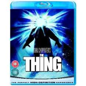 The Thing - Blu-ray - £4.99 @ Amazon