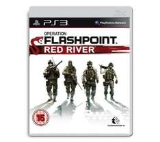 SONY Operation Flashpoint: Red River - for PS3 £7.99 @ Dixons
