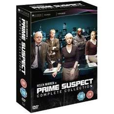 Prime Suspect - The Complete Collection (10xDVD) £14.97 @ amazon