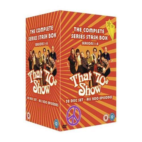 that 70's Show 1-8 dvd boxset - £34.99 @ Play