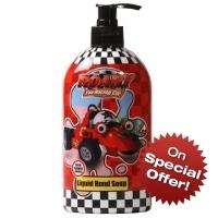 Roary Bubble Bath ROARY 500ml Liquid Hand Soap £1.95 delivered @ Cheap Smells