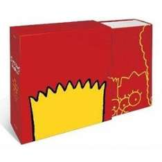 The Simpsons - Simpsons World The Ultimate Episode Guide Seasons 1-20 £14.99 @ The Works Instore
