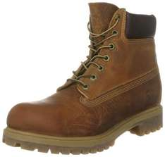 "Timberland Men's Classic 6"" Waterproof Boot - Burnt Orange Colour £54 @Amazon"