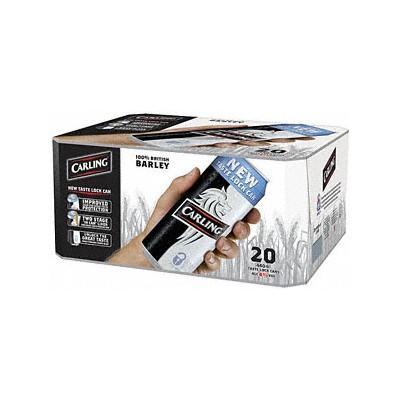 Carling Lager (20x440ml) £10 instore sainsburys