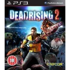 Dead Rising 2 for PS3 (Used - like new) - £9.43 delivered from Amazon Warehouse Deals