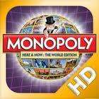 Monopoly Here and Now: World Edition FREE for iPhone and iPad (RRP 5.99)