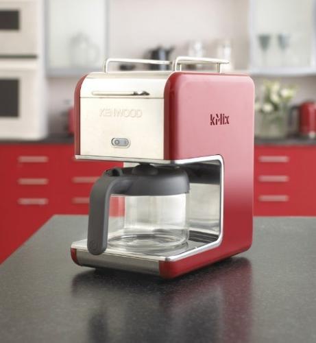 Be Quick!!!Kenwood CM021 Kmix Coffee Machine Red @ Sainsbury's online WAS Ł71.46