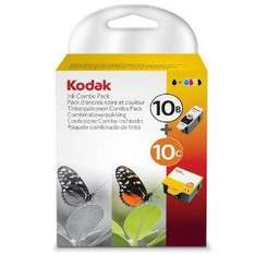 Kodak Printer Ink Combo Colour/Black & White - £14.20 with free shipping - Reduced from £24.73 on Amazon Sold by IJT Direct