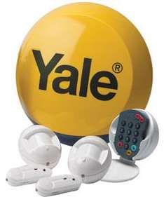 Yale wireless home alarm system  for £80.00 @ Homebase
