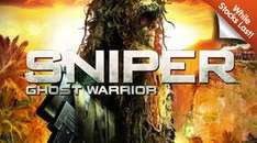 Sniper: Ghost Warrior free to first 20,000 buyers @ Green Man Gaming