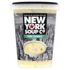 NEW York Soup Company soups 50% off at Tesco (was £2.10) 600g