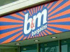 All Wallpaper and Paint 20% off at B&M Stores