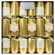 Christmas Crackers Clearence From £3 at Tesco Instore