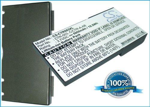 Nintendo 3DS Extended Battery 5000 mAh @ Amazon  -  £14.99