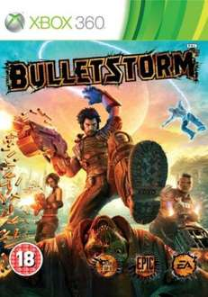 Bulletstorm (XBOX 360) New - £4.99 Delivered @ MyProtein eBay outlet