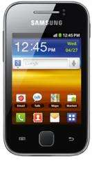 Samsung galaxy y - 300 mins 1000 texts, Truly Unlimited Data - £7.50 pm - mobiles.co.uk