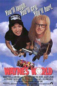 Wayne's World [DVD] £1.27 (used) delivered from Zoverstocks (Amazon Marketplace)