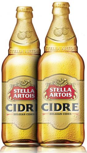 Stella Cidre (568ml) - 0.99p @ Home Bargains