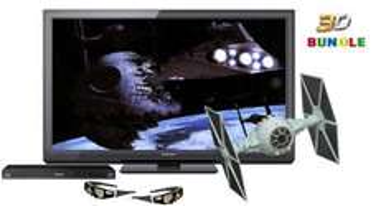Panasonic TX-P46ST30B,3d glasses, blu ray player, 5 year warranty, 699.99 @leconcepts