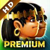Babylonian Twins HD Premium - Free iPad Game (FREE for the first time Ever! - 24 hours!)