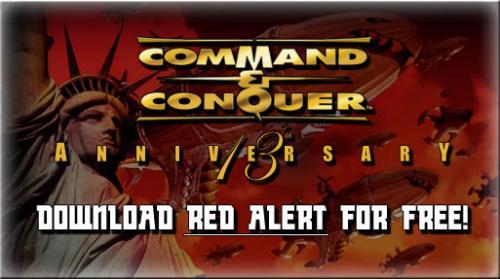 Red Alert Free Download (PC)