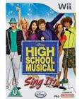 High School Musical 2 with microphone for the Wii