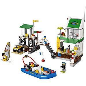 Lego City Marina 4644 £24.99 @ John Lewis/Amazon/Argos
