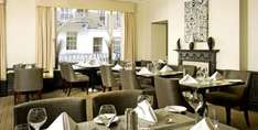 A Three Course Romantic Meal for Two plus Welcome Cocktail at Hilton London Green Park for £55 @ Kelkoo Select Daily Deals