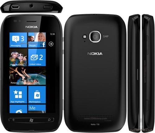 Nokia Lumia 710 Vodafone PAYG could be unlocked £150