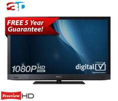 SONY BRAVIA KDL40EX723 /40 inch 3D LED TV 1080p Freeview HD[With FREE 5-year guarantee]- £549.95 @ RicherSounds