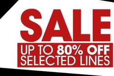 Final reductions at The Menswear Site.com up to 80% off