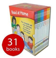 Read At Home Complete Collection - 31 books for £15 delivered@the book people