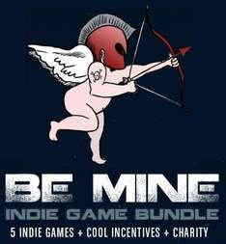 Be Mine Indie Bundle (PC) PWYW (minimum $1, approx 66p)