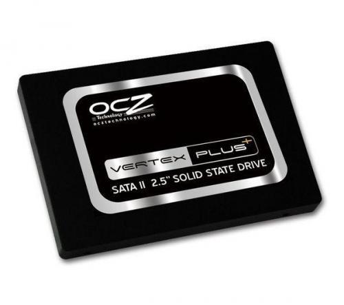 "OCZ Vertex Plus Series - 2.5"" internal SSD - 120 GB Pixmania P&P included"