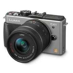 Panasonic Lumix DMC-GX1 in Silver + 14-42mm for £528 - Only at Jessops