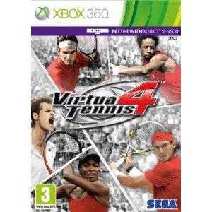Virtua Tennis 4 (xbox360/Ps3) £7 instore @ morrisons