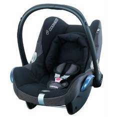 Maxi-Cosi CabrioFix Group 0+ Infant Carrier Car Seat at Amazon for £62.50