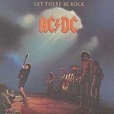 AC/DC Let There Be Rock CD - £3 Asda online