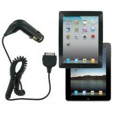 Kit In-Car Charger for Apple iPad / iPad 2 - Black £0.01 + £3.95 p&p @ Amazon Marketplace (Total Digital Stores)