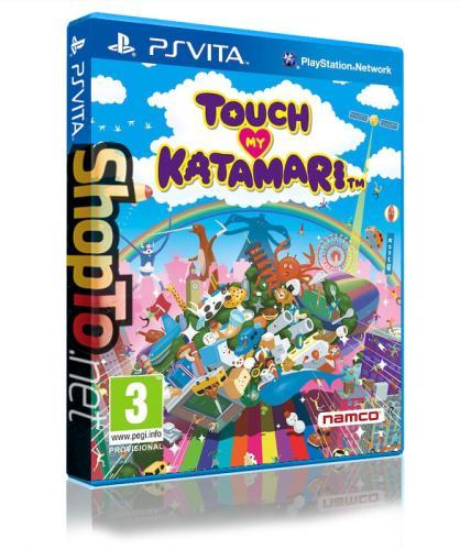 Touch My Katamari PS Vita for £19.85 @ Shopto.net