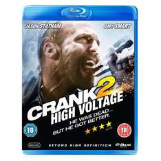 Crank 2 - High Voltage (Blu-ray) £4.97 delivered @ Tesco Entertainment
