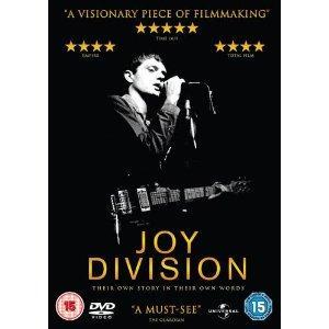Joy Division [DVD] £3.97 delivered @ Amazon
