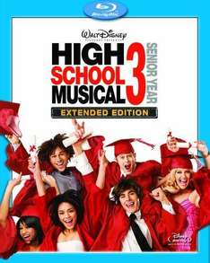 High School Musical 3 Hybrid (Blu-ray) - £2.99 delivered @ Choices UK