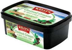 Kelly's mint choc chip ice-cream £1 instore : Farm Foods