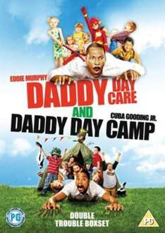 Daddy Day Care/ Daddy Day Camp (DVD) for £2.99 @ Choices UK